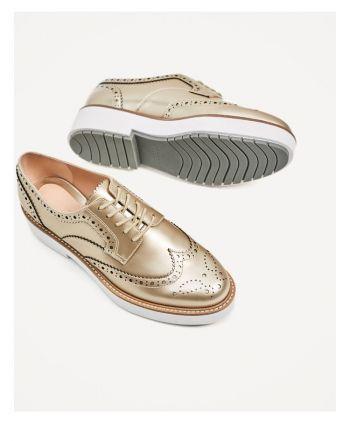 c62c519145b9 Zara Utxqdwfb Gotrendier Dorados 7731 Zapatos 1xwOTFq