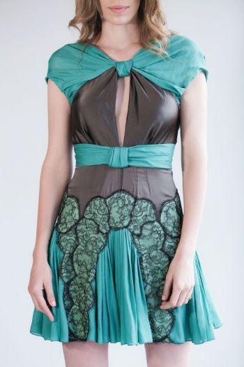 Vestido de coleccionista Zac Posen