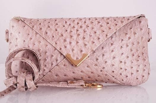 Clutch palo de rosa