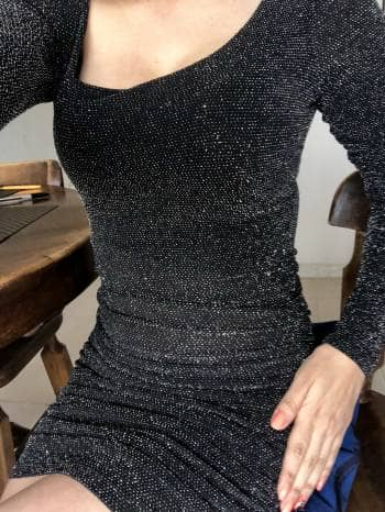 Vestido de Noche Studio F