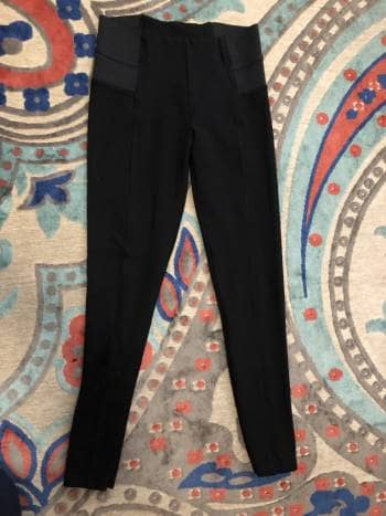 Pantalon/Leggin Zara negro