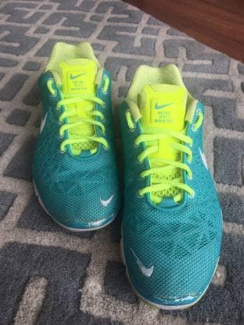 Tenis Nike Free talla 38-39