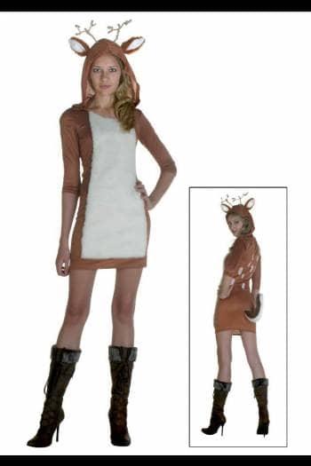 Disfraz de reno  Venado una postura