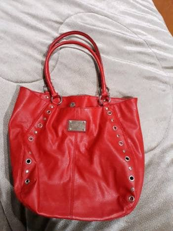 Bolso rojo Nine West