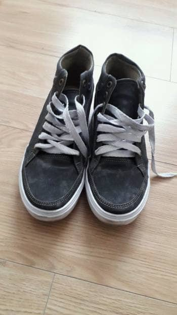 Lindos y modernos zapatos